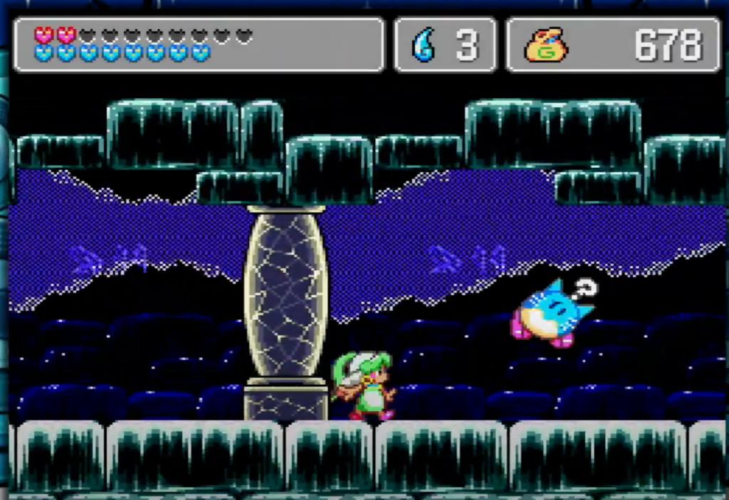 それぞれの呪文は、氷のピラミッド1内の各メッセージにヒントが隠されています